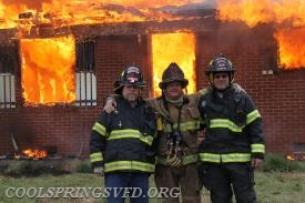 Engineers McLaughlin, Wagoner and Jetter