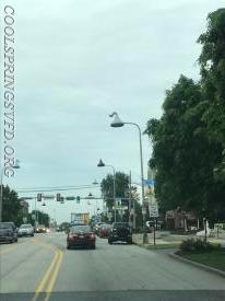Hershey Kisses for street lights