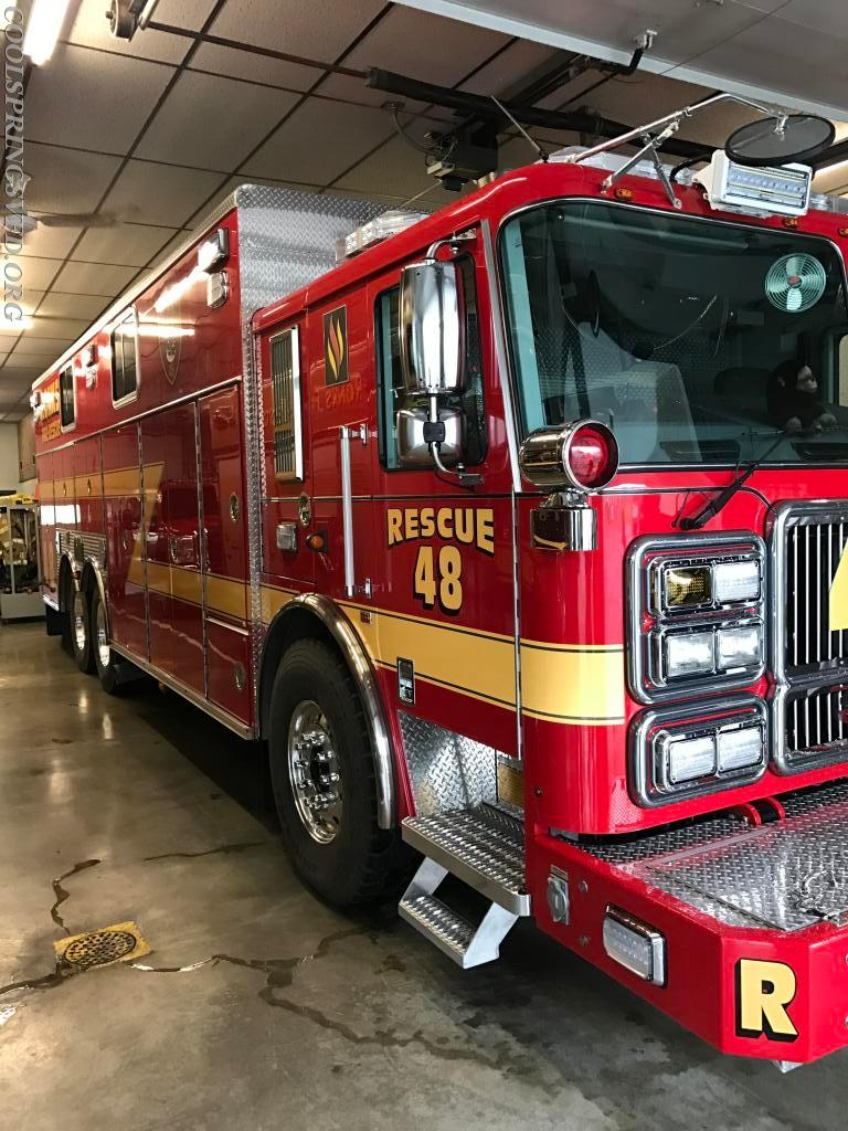 Ronks Rescue 48 - 2017 Seagrave